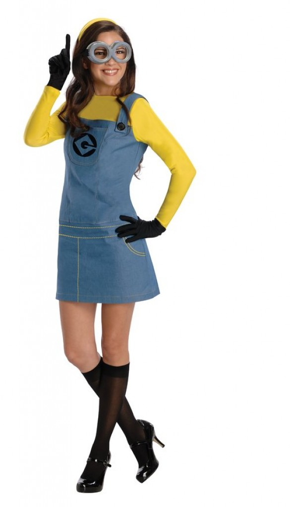 despicable me minions outfit for women